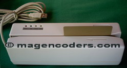 MSR206, magnetic stripe encoder, magnetic stripe reader writer, credit card encoder, credit card reader writer
