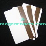white magnetic stripe cards, pvc cards, blank credit cards, magnetic stripe cards, ID cards